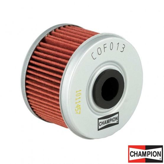 CHAMPION COF013 - масляный фильтр (аналог HF-112, HF-113)