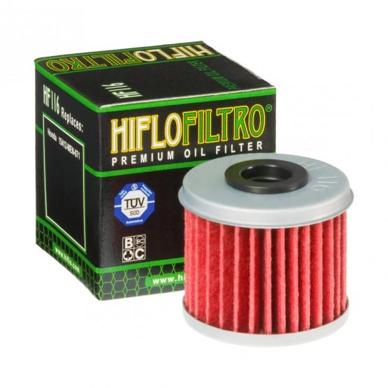 HIFLO FILTRO - HF-116 масляный фильтр