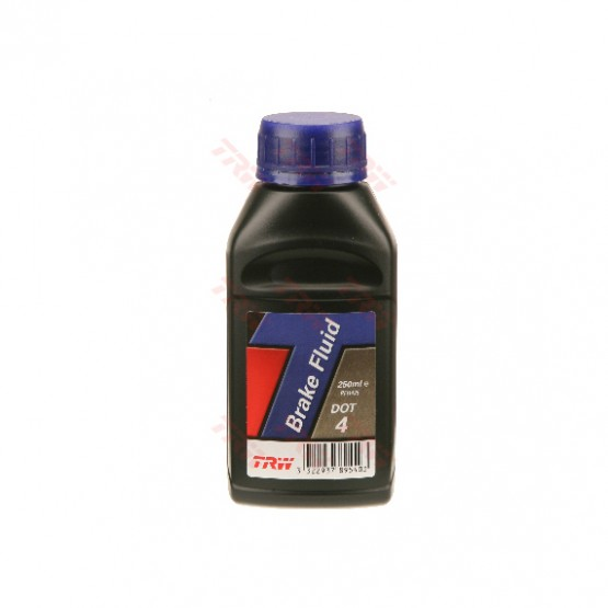 TRW тормозная жидкость DOT4, 250 мл.