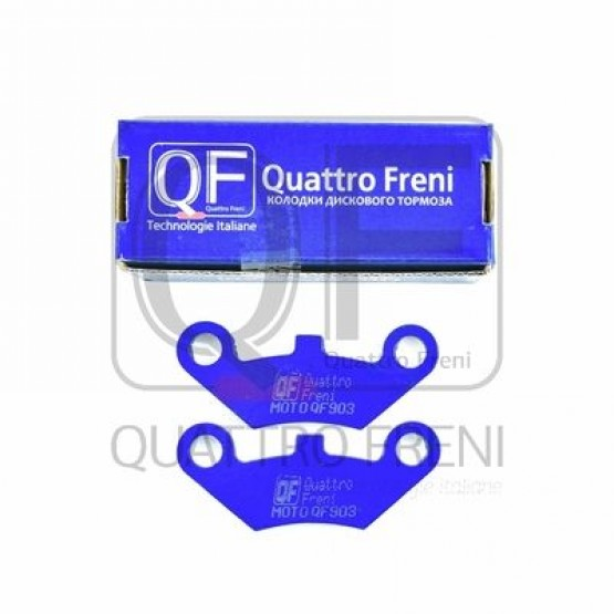 QUATTRO FRENI QF903 - накладки тормозные