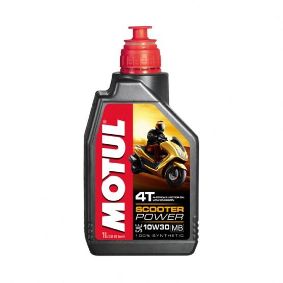 MOTUL Scooter Power 4T 10W-30 MB, 1 л.