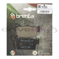 CL Brakes 2713 RX - накладки тормозные
