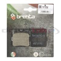 Накладки тормозные CL Brakes 2828 S4