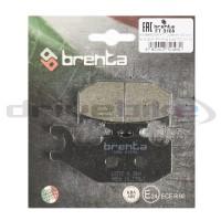 Накладки тормозные CL Brakes 3063 MCS