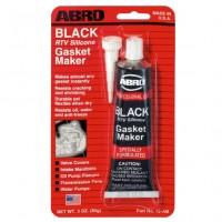 ABRO 12-AB-R - герметик прокладок Black стандартный