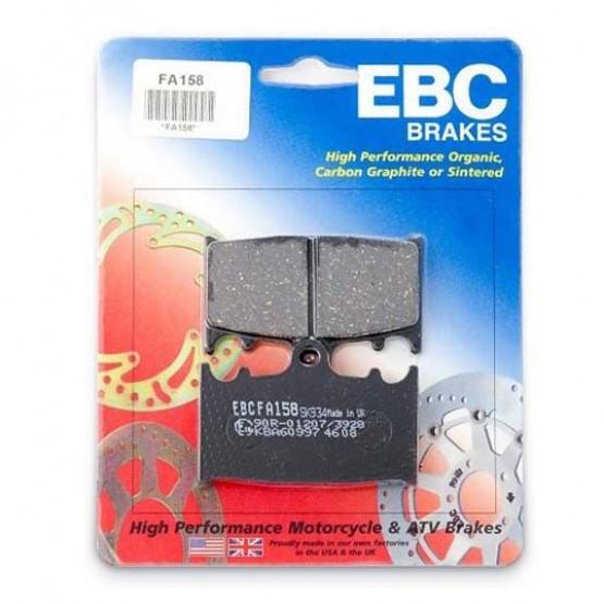 EBC FA158 Накладки тормозные