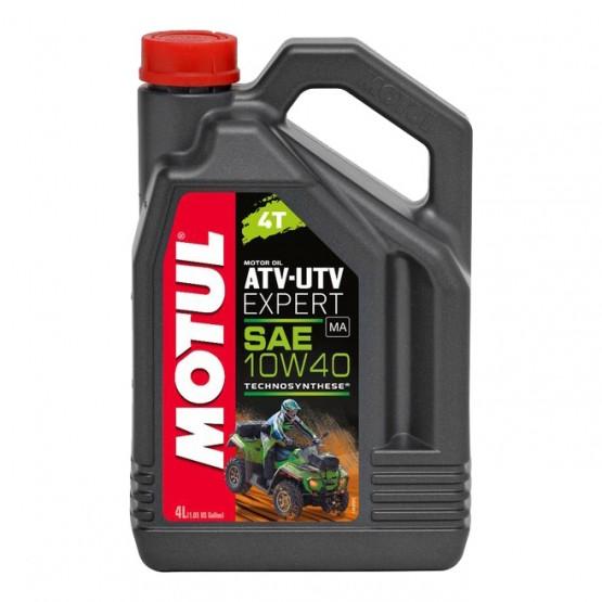 MOTUL ATV UTV EXPERT 4T 10W-40, 4 л.