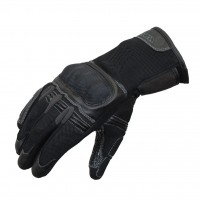 Мотоперчатки RUSH EASY кожа/текстиль, M