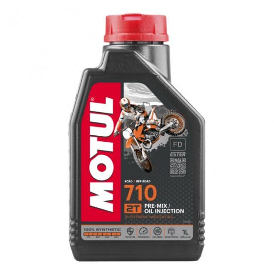 MOTUL 710 2T, 1 л.