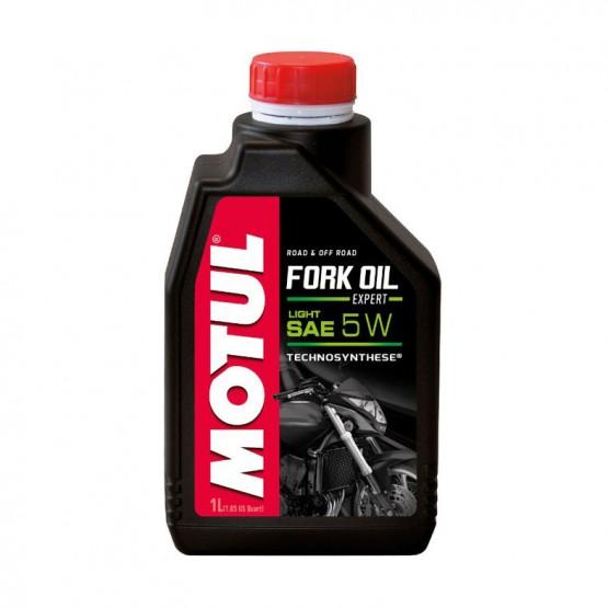 MOTUL Fork Oil Expert 5W, 1 л.
