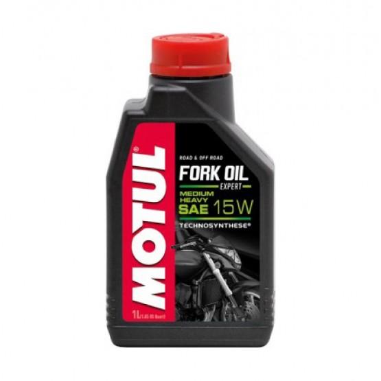 MOTUL Fork Oil Expert 15W, 1 л.