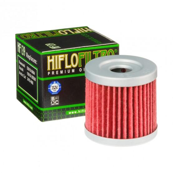 HIFLO FILTRO HF-139 - масляный фильтр