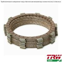 TRW/LUCAS MCC205-7 - диски сцепления фрикционные (со следами установки)