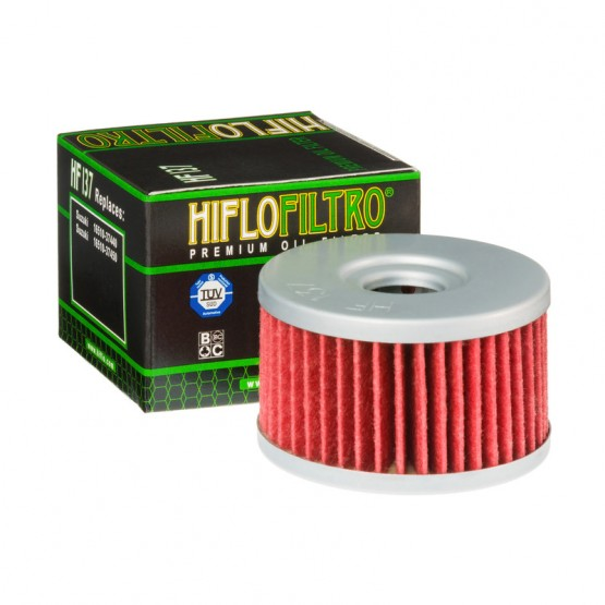 HIFLO FILTRO - HF-137 масляный фильтр