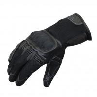 Мотоперчатки RUSH EASY кожа/текстиль, L