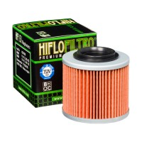 HIFLO FILTRO - HF-151 масляный фильтр