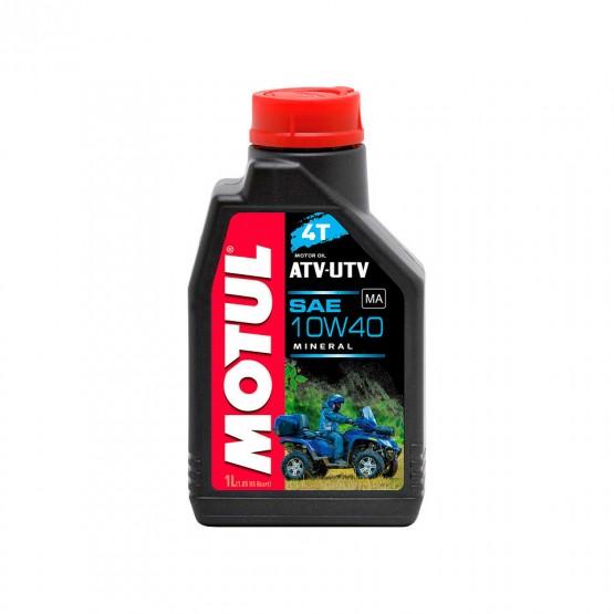MOTUL ATV UTV 4T 10W-40, 1 л.