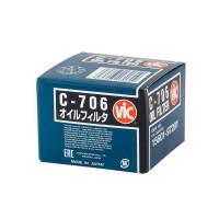 VIC C-706 - масляный фильтр