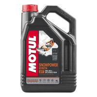 MOTUL Snowpower SYNTH 2T, 4 л.