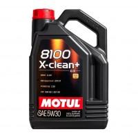 MOTUL 8100 X-clean+ 5W-30, 5 л.