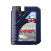 LIQUI MOLY Snowmobil Motoroil 2T Synthetic L-EGD, 1 л.