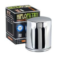 HIFLO FILTRO HF-171C - масляный фильтр (хром)