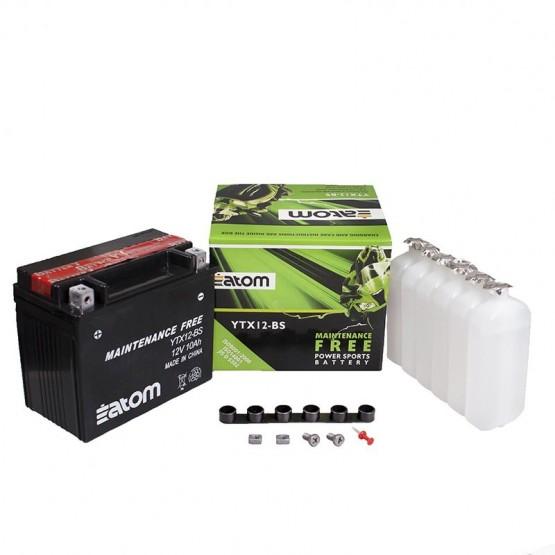 ATOM YTX12-BS MF - Аккумулятор