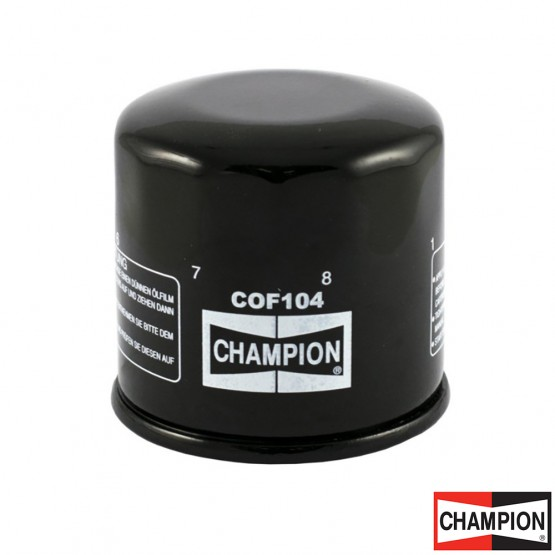 CHAMPION COF104 - масляный фильтр (аналог HF-204)