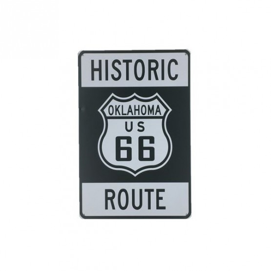 Табличка ROUTE66 Oklahoma