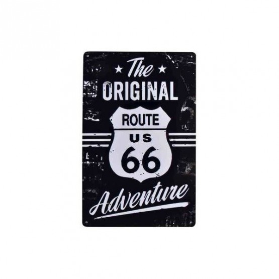 Табличка ROAD66 Adventure