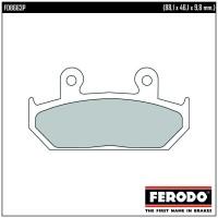 FERODO FDB663P - накладки тормозные