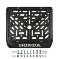 GENERIC - рамка для номера мотоцикла HONDA (нового образца)