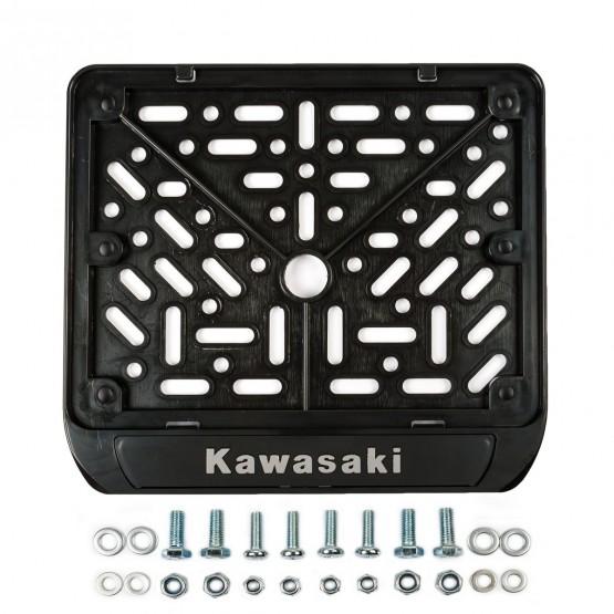 GENERIC - рамка для номера мотоцикла KAWASAKI (нового образца)