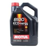 MOTUL 8100 Eco-nergy 5W-30, 5 л.