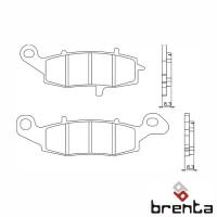 BRENTA FT3092 - накладки тормозные