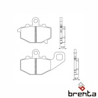 BRENTA FT3089 - накладки тормозные