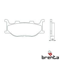 BRENTA FT3019 - накладки тормозные