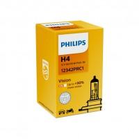 PHILIPS Лампа PREMIUM H4 (60/55W) P43t-38