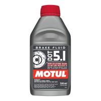MOTUL DOT 5.1 Brake Fluid (тормозная жидкость), 0,5 л.