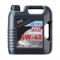 LIQUI MOLY Snowmobil Motoroil 0W-40, 4 л.