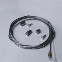 GENERIC NP003 - ремкомплект троса сцепления Т-образный наконечник