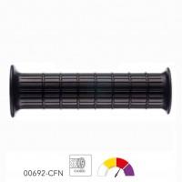ARIETE 00692-CFM - ручки руля ROAD 70-BLACK, 22 мм.
