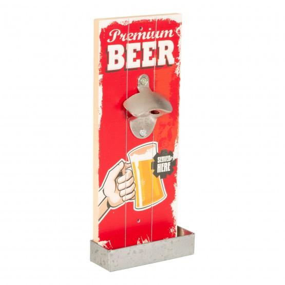 LOUIS настенная открывашка для бутылок BEER
