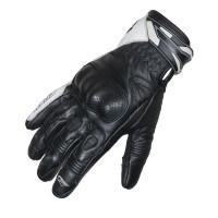 RUSH STM мотоперчатки черн./бел., XL