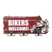 LOUIS вешалка BIKERS WELCOME