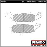 FERODO FDB2049P - накладки тормозные